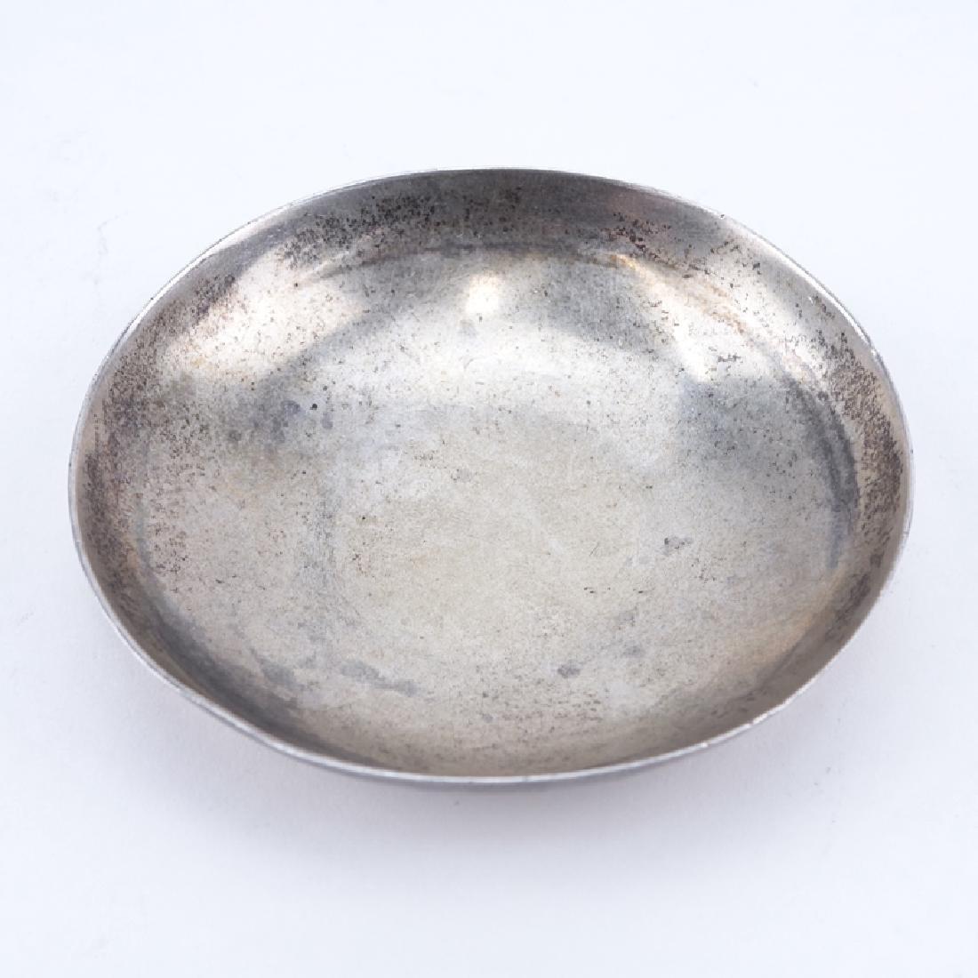 Vintage William Spratling, Mexico Sterling Silver Nut