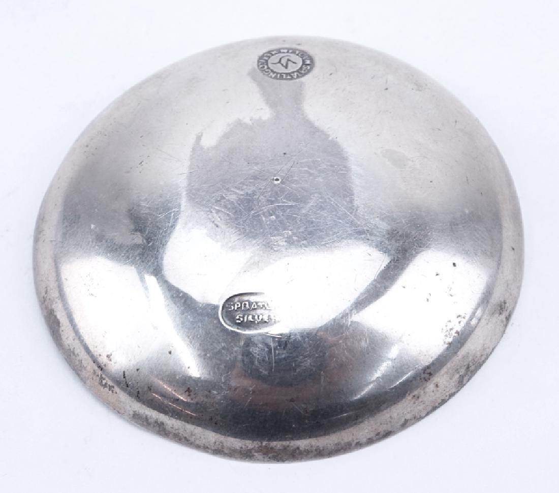 Vintage William Spratling, Mexico Sterling Silver Nut - 2