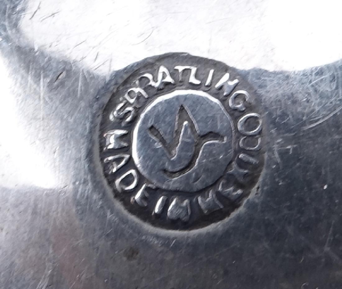 Vintage William Spratling, Mexico Sterling Silver Nut - 4