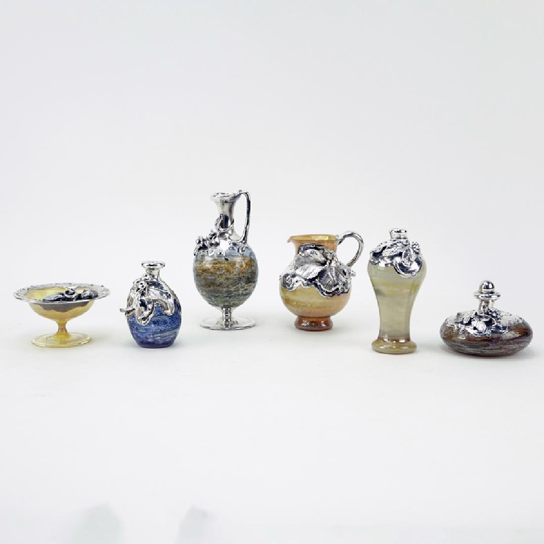 Collection of Six (6) King Solomon's Finds, Israel