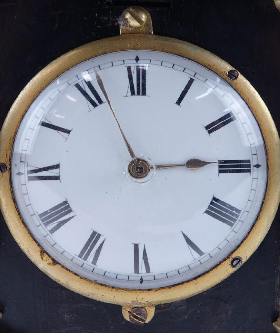 Antique Vienna Clock With Bronze Mountings And Fusee - 5