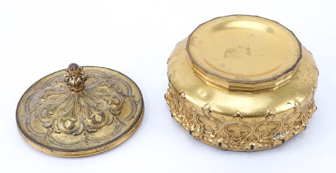 F. Barbedienne (19th Century) French Louis XVI Gilt - 3