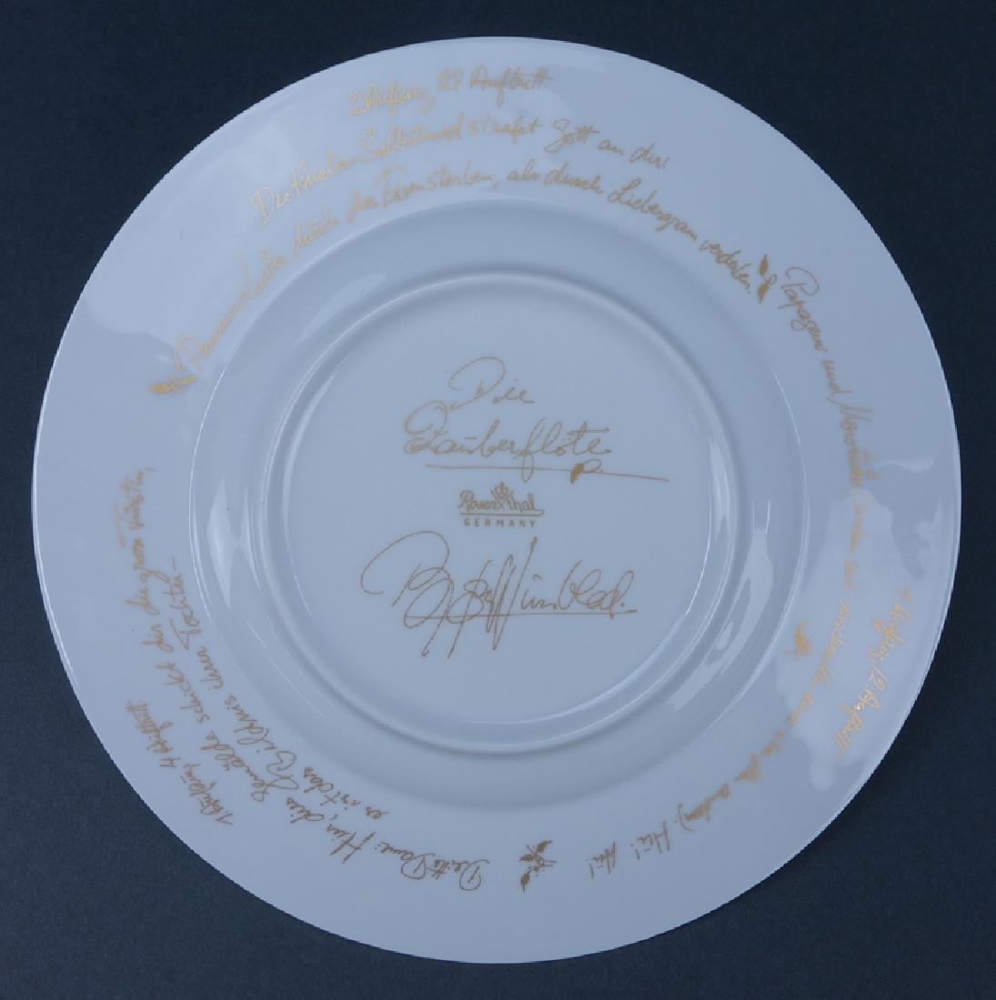 """Sixty (60) Pieces Rosenthal """"Magic Flute - White"""" - 4"""