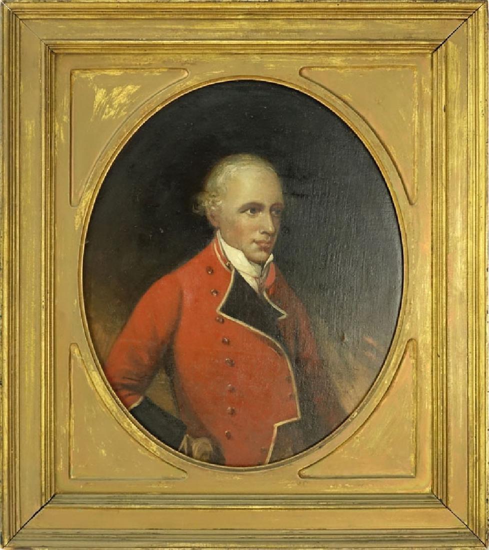 After: Gainsborough Dupont, British (1754-1797) Antique - 2