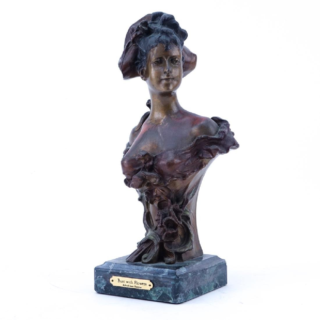 After: Alfred Jean Foretay, Swiss (1861-1944) bronze