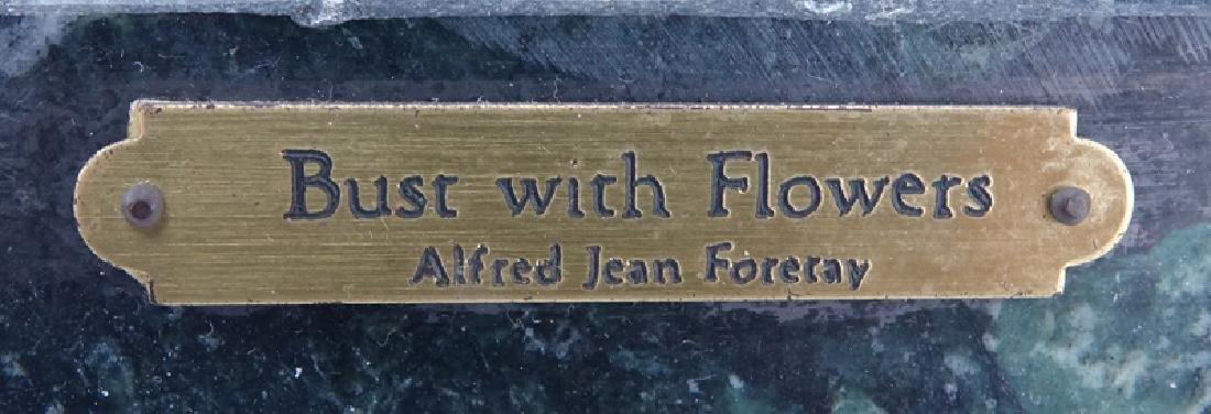 After: Alfred Jean Foretay, Swiss (1861-1944) bronze - 4
