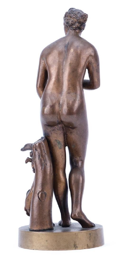 19/20th Century Venus de Medici Bronze Sculpture. - 2