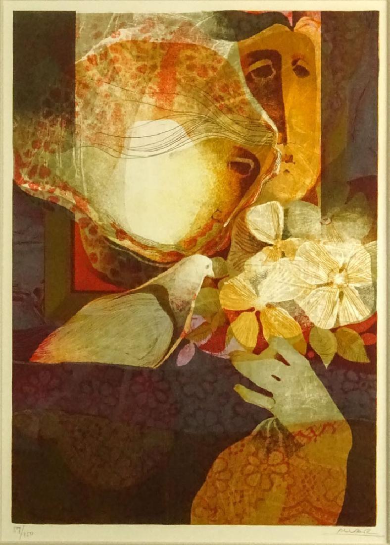 """Alvar"" Alvar Sunol Munoz-Ramos, Spanish (b.1935) Color"