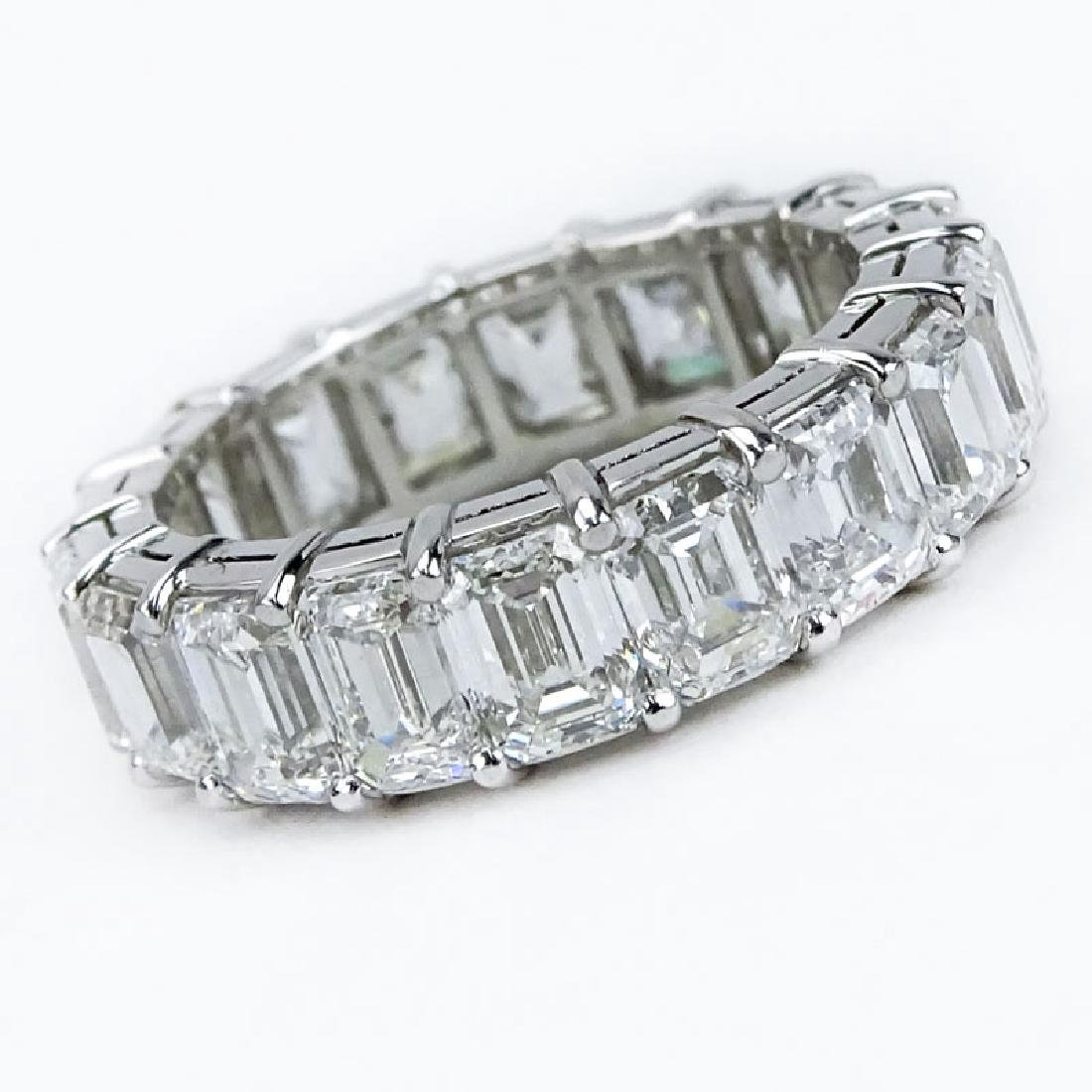 Very Fine GIA Certified Eighteen (18) 8.54 Carat TW