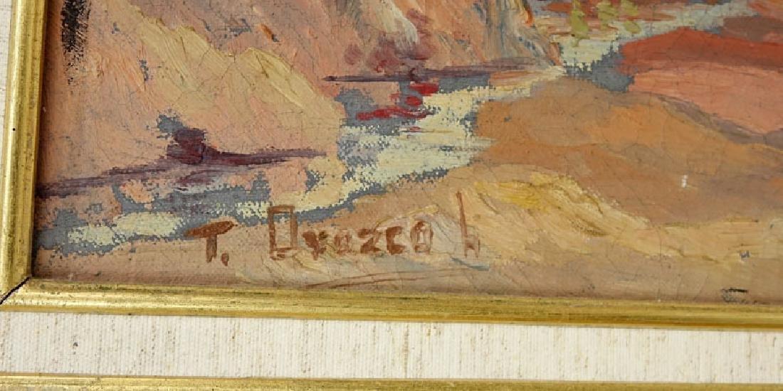 Trino Orozco, Venezuelan (born 1915) Oil on canvas - 3