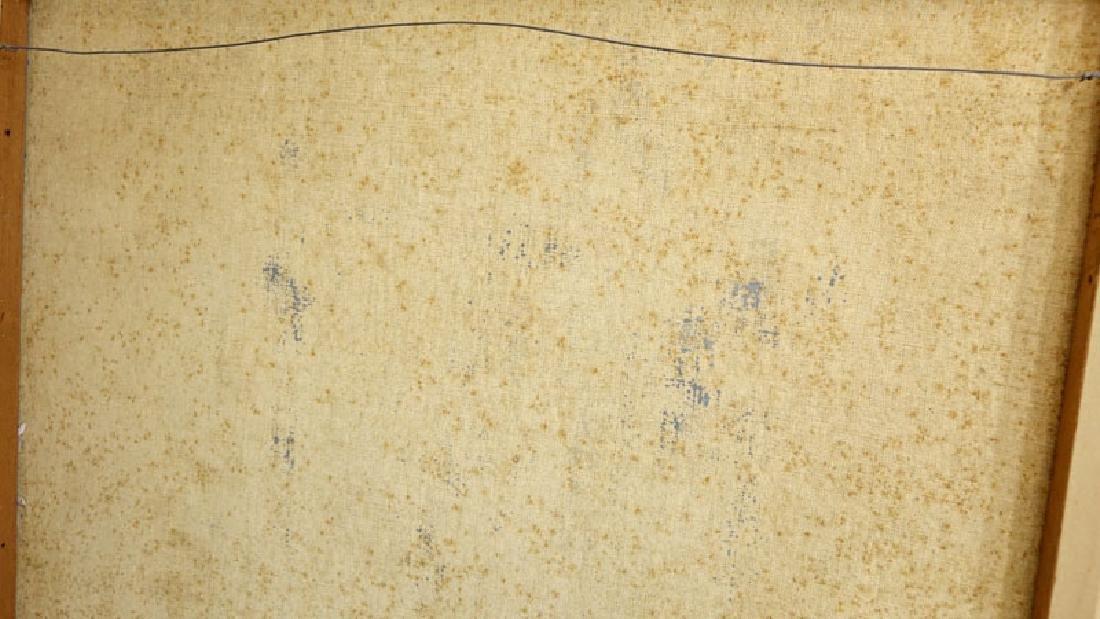 Trino Orozco, Venezuelan (born 1915) Oil on canvas - 6