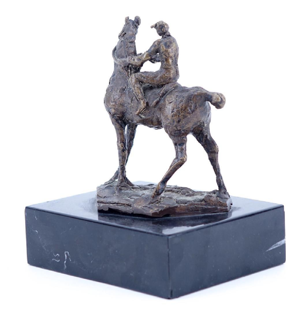 Heriberto Juarez, Mexican (1932 - 2008) Bronze - 2