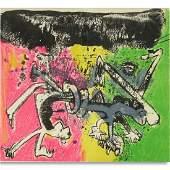 Attributed to Roberto Matta Chilean 1911  2002
