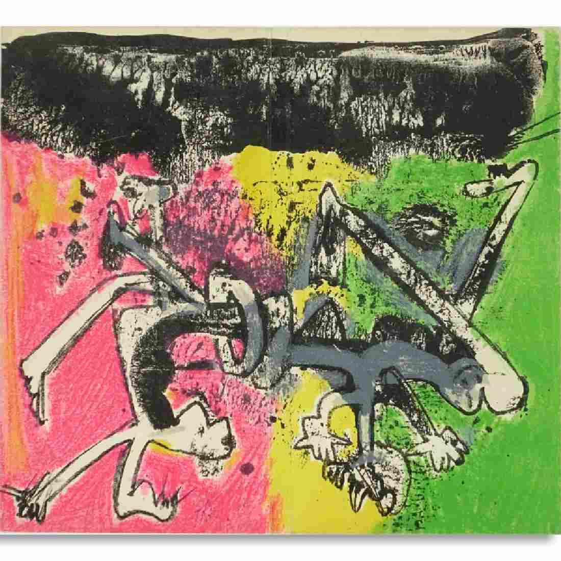 Attributed to Roberto Matta, Chilean (1911 - 2002)