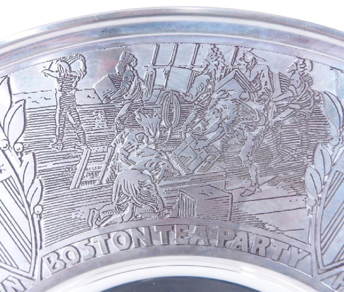 Gorham Sterling Silver 1972 Bicentennial Commemorative - 2