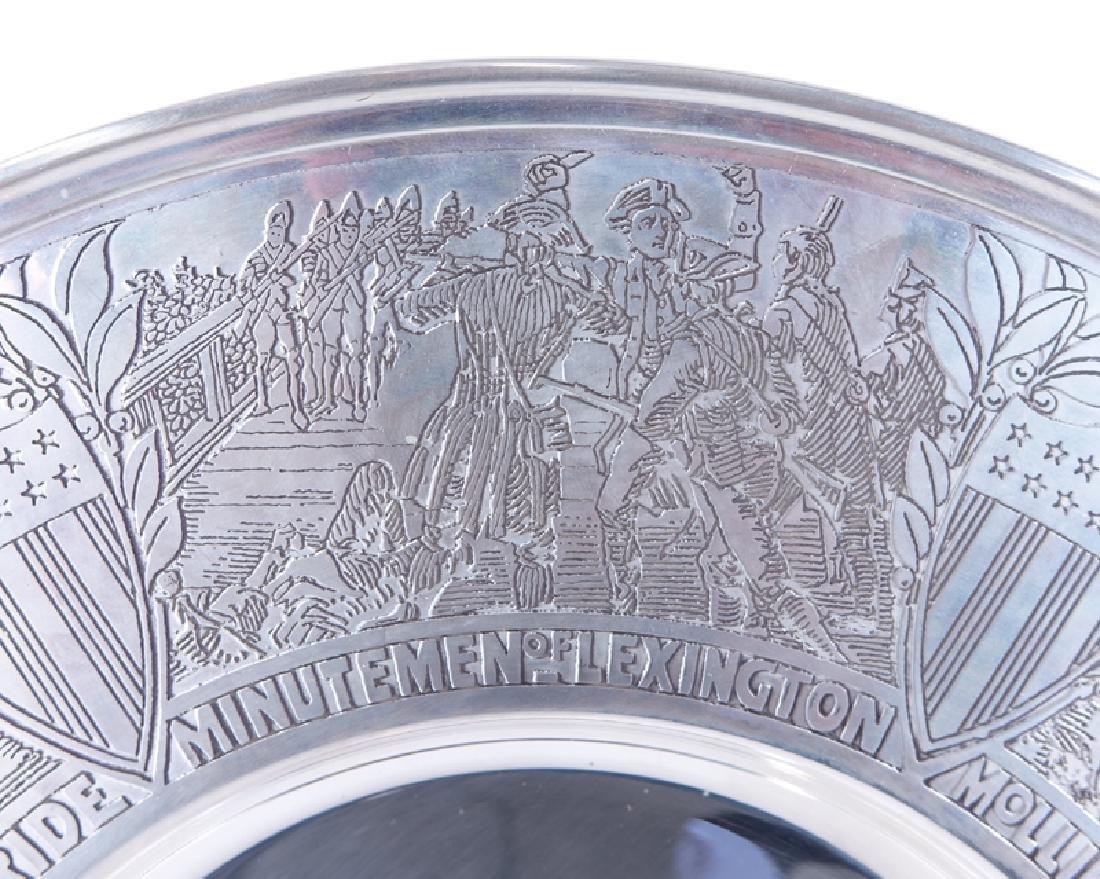 Gorham Sterling Silver 1972 Bicentennial Commemorative - 3
