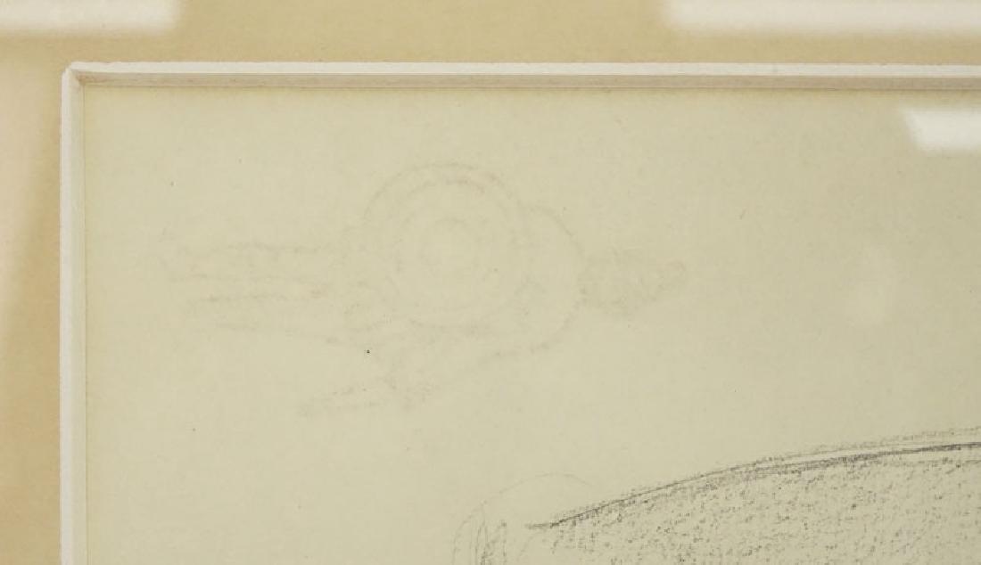Warren Brandt, American (1918 - 2002) Drawing on paper - 4