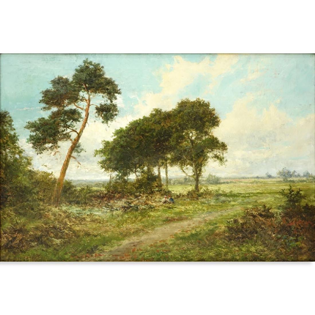 Daniel Sherrin The Elder, British (1868 - 1940) Oil on