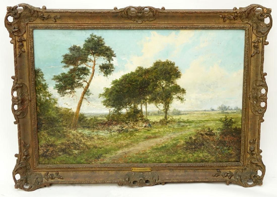 Daniel Sherrin The Elder, British (1868 - 1940) Oil on - 2