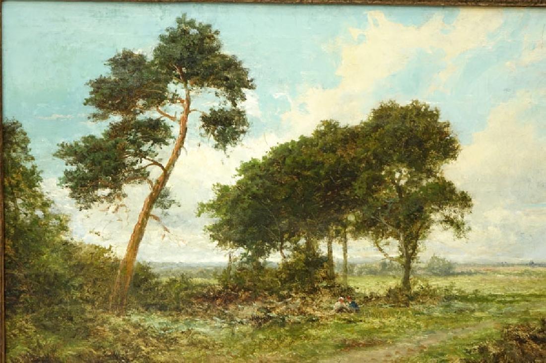 Daniel Sherrin The Elder, British (1868 - 1940) Oil on - 3