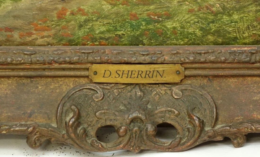 Daniel Sherrin The Elder, British (1868 - 1940) Oil on - 4