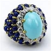 Vintage Approx. 1.15 Carat Round Brilliant Cut Diamond,