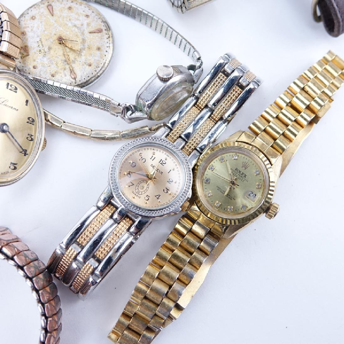 Collection of Vintage Watches, Pocket Watches, and - 2