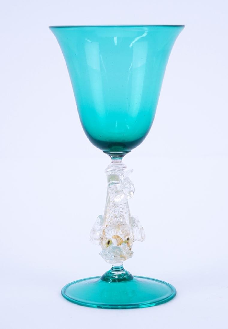 Twelve (12) Hand Blown Venetian Murano Art Glass - 2