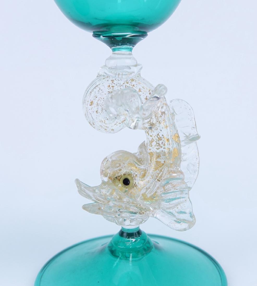 Fourteen (14) Hand Blown Venetian Murano Art Glass - 3