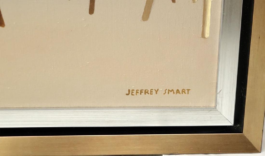 After: Jeffrey Smart, Australian (1921-2013) Oil on - 4