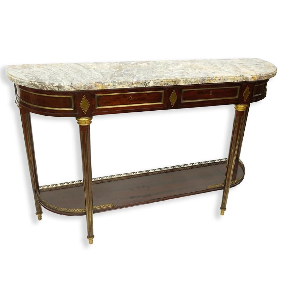 Earyly to Mid 20th Century French Louis XVI Style Gilt