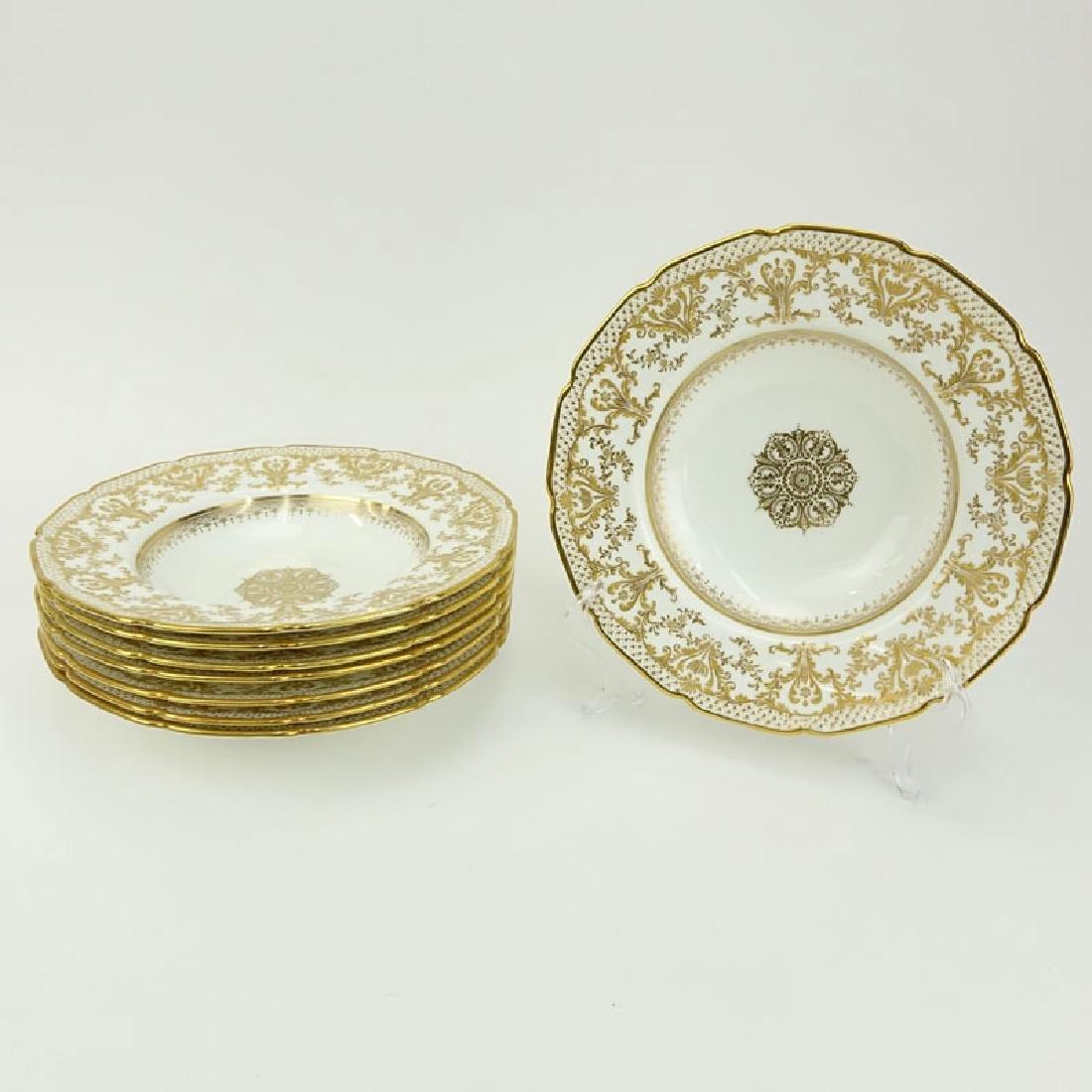 Eight (8) Royal Doulton For Gilman Collamore & Co.,New