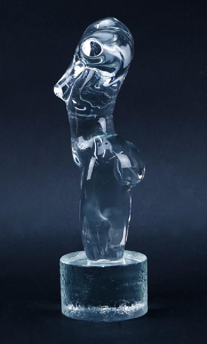 Pino Signoretto, Italian (b. 1944) Glass sculpture - 2