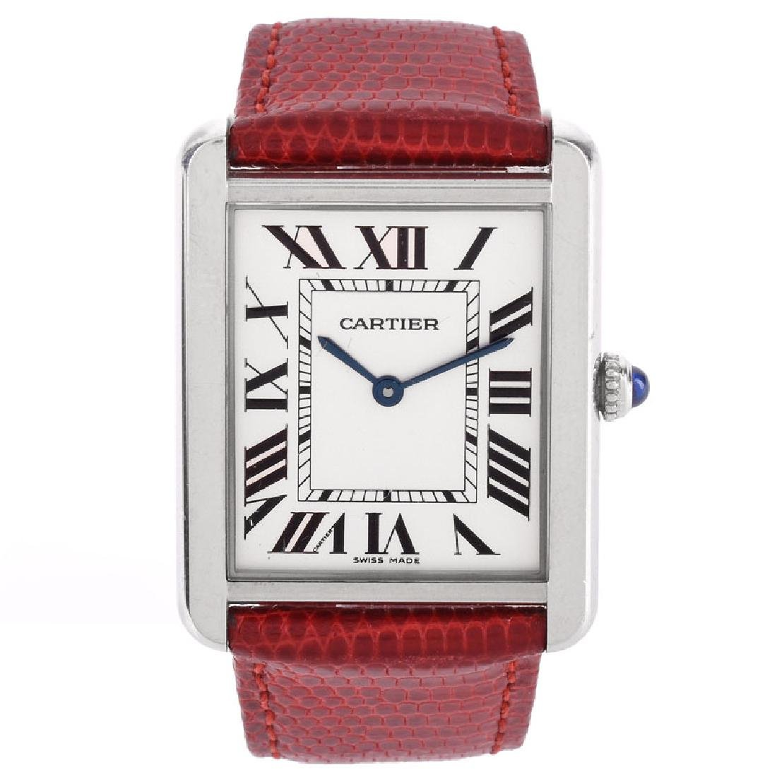 Two (2) Lady's Cartier Watches - 10