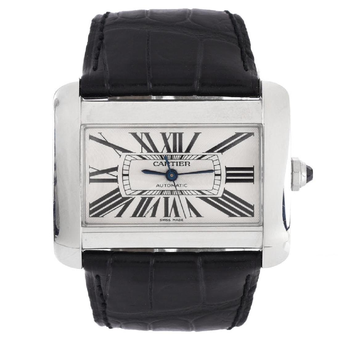 Two (2) Lady's Cartier Watches - 2