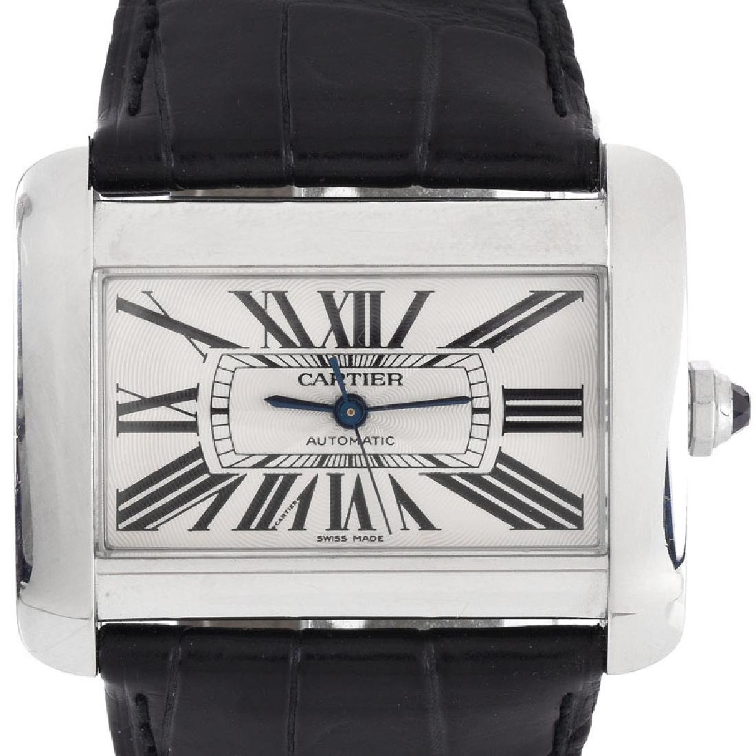 Two (2) Lady's Cartier Watches - 3