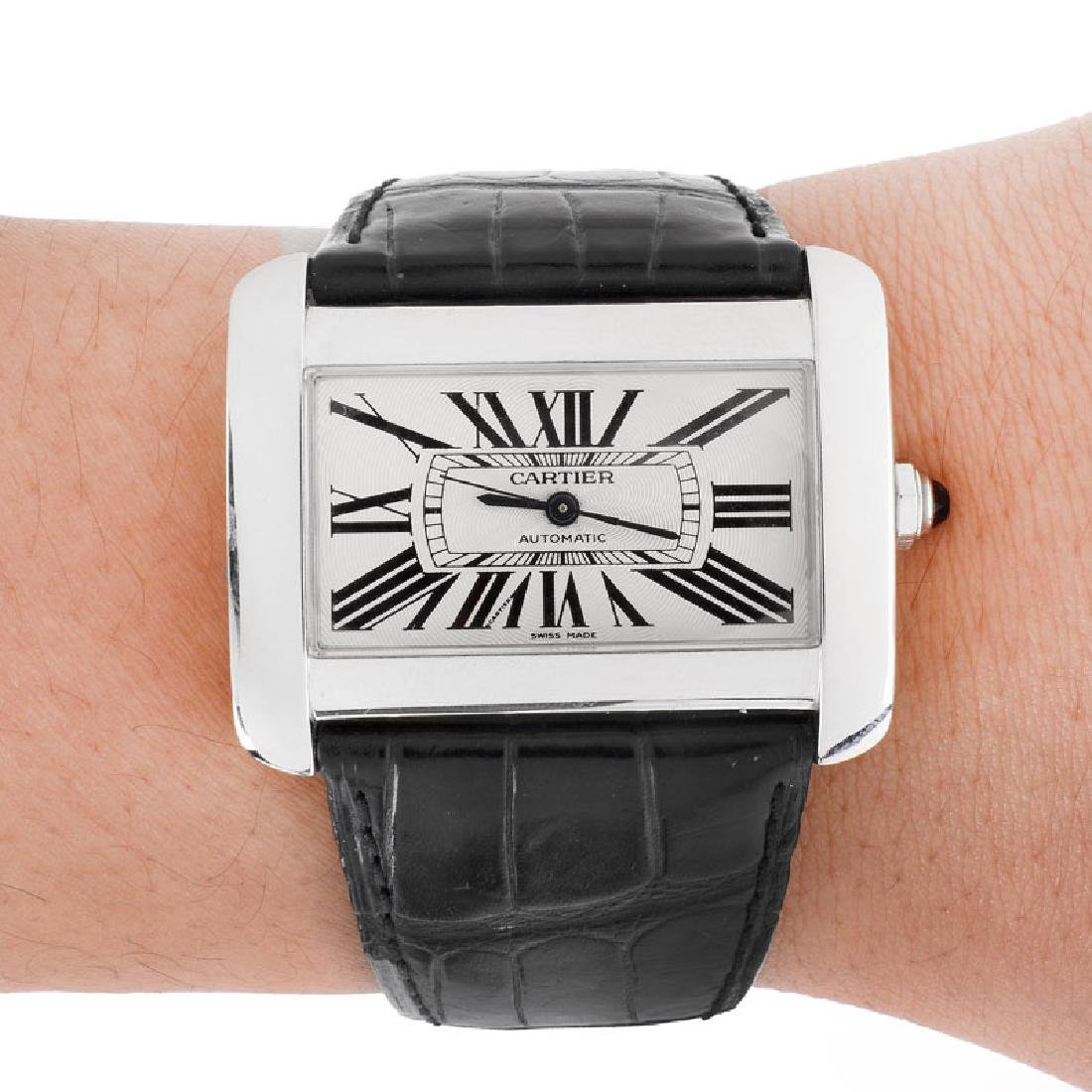 Two (2) Lady's Cartier Watches - 8