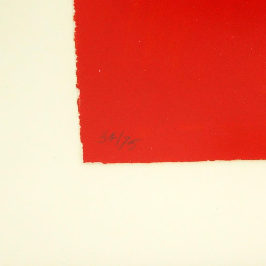 Alexander Calder, American (1898-1976) Color lithograph - 4