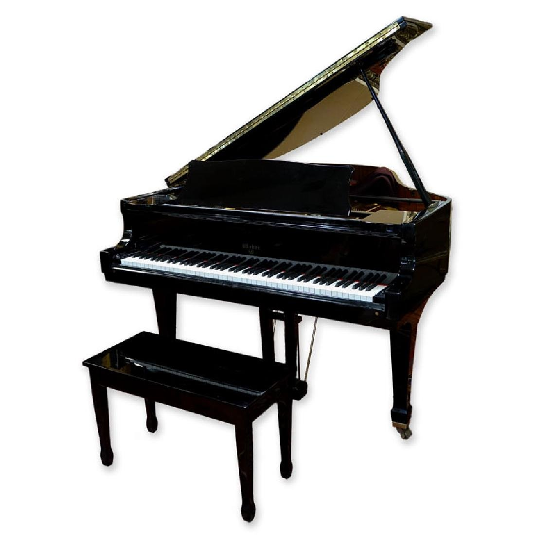 Weber WG-57 Parlor Grand Piano.
