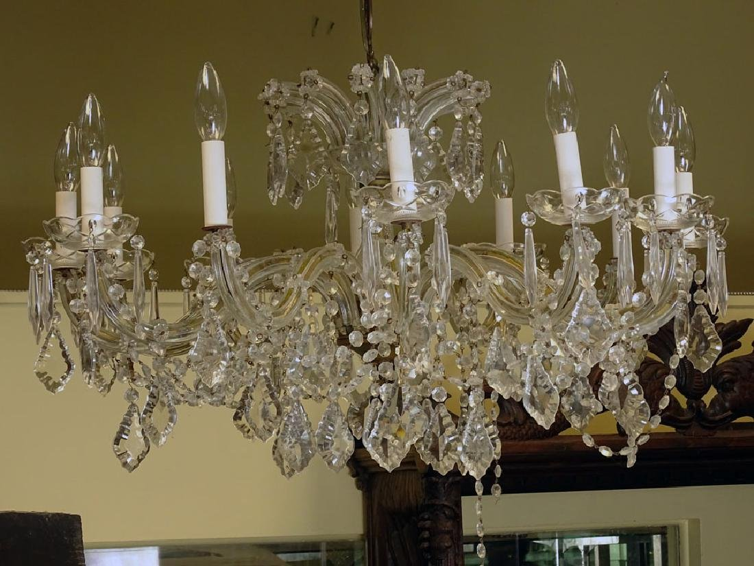 Vintage Maria Theresa style  Chandelier