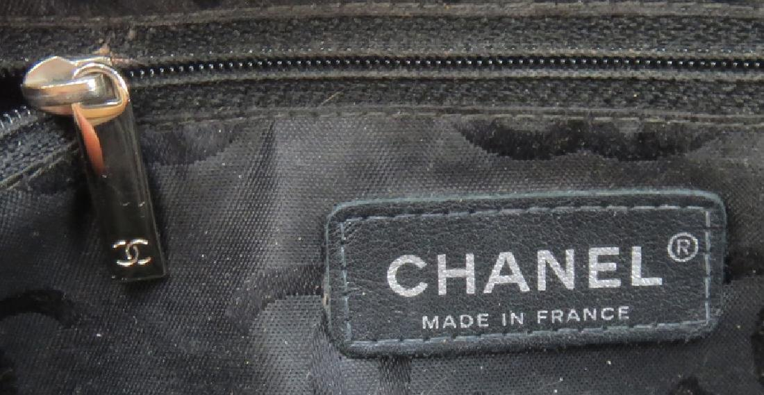Chanel Linge Cambon Quilted Leather Bowler Bag - 5