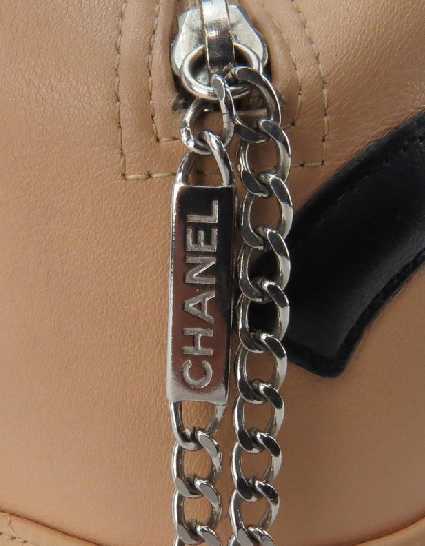 Chanel Linge Cambon Quilted Leather Bowler Bag - 6