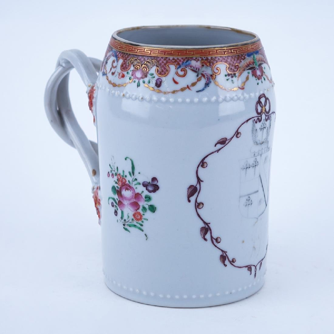 Early Chinese Export Porcelain Tankard