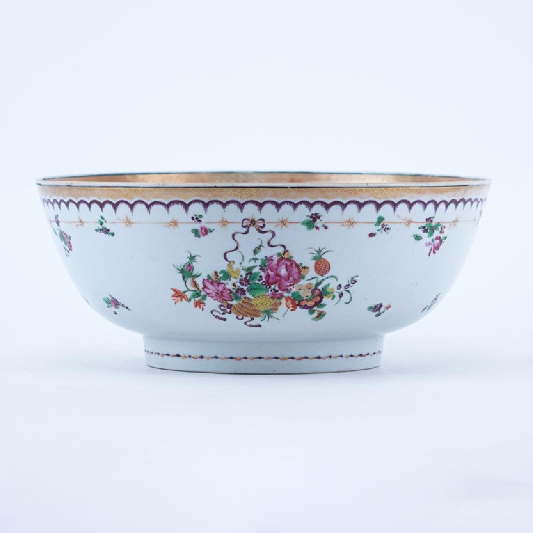 Early Chinese Export Pottery Bowl