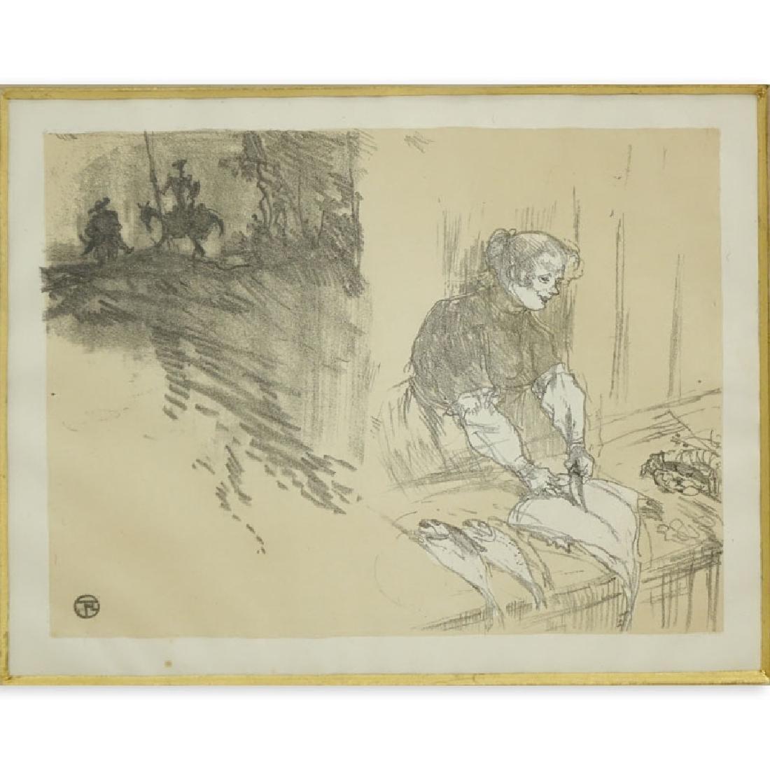 Henri de Toulouse-Lautrec, French (1864-1901)