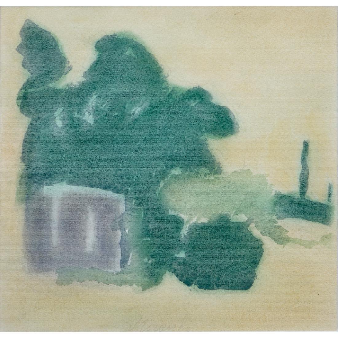 After: Giorgio Morandi, Italian (1890 - 1964)  1970's