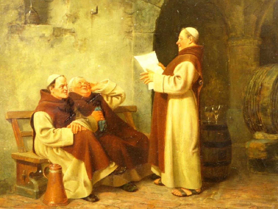 August Kraus German (1852-1917)