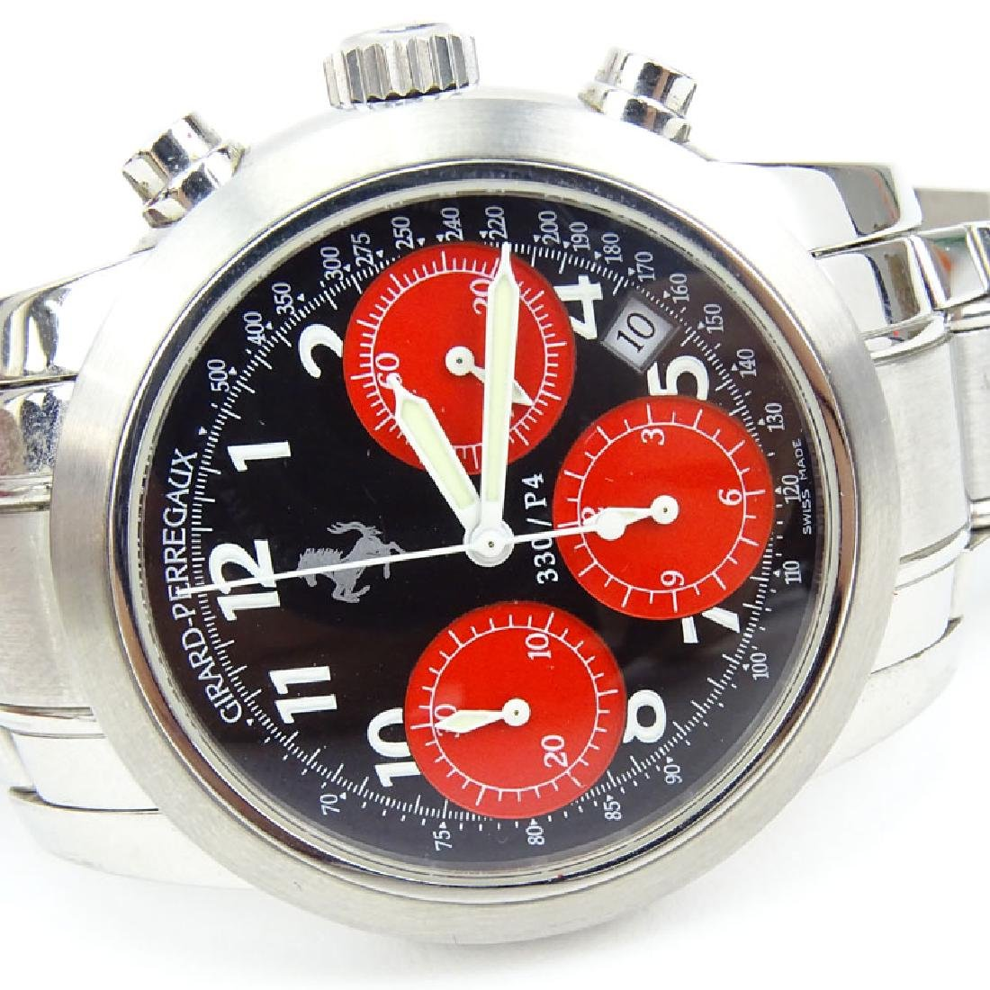 Girard-Perregaux pour Ferrari Stainless Steel - 4