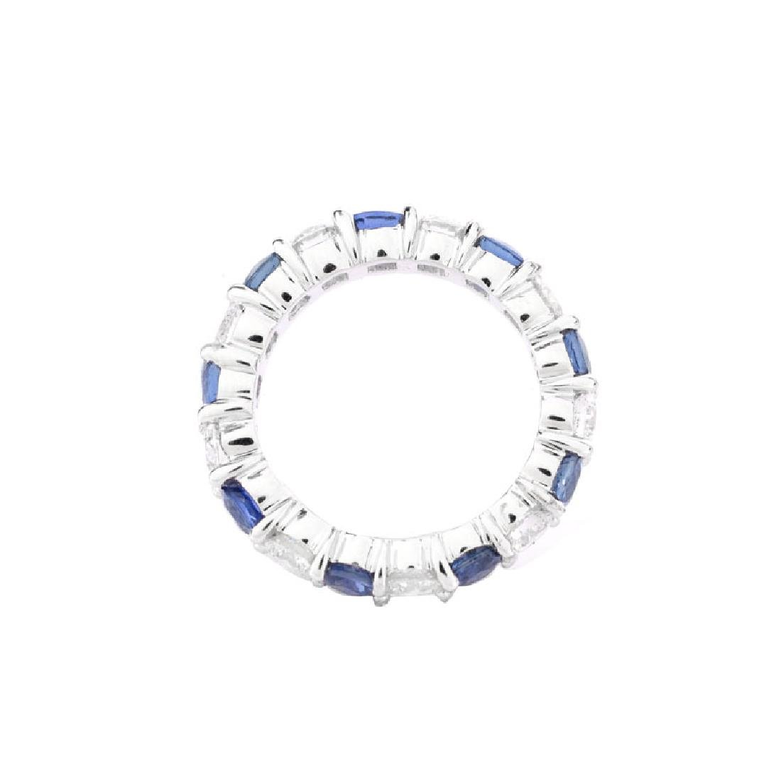 Approx. 2.62 Carat Round Brilliant Cut Sapphire, 1.85 - 4
