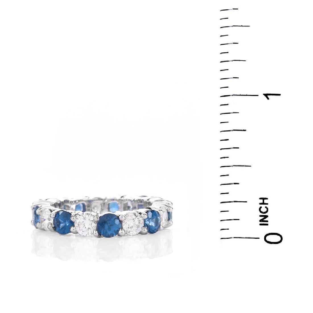 Approx. 2.62 Carat Round Brilliant Cut Sapphire, 1.85 - 6